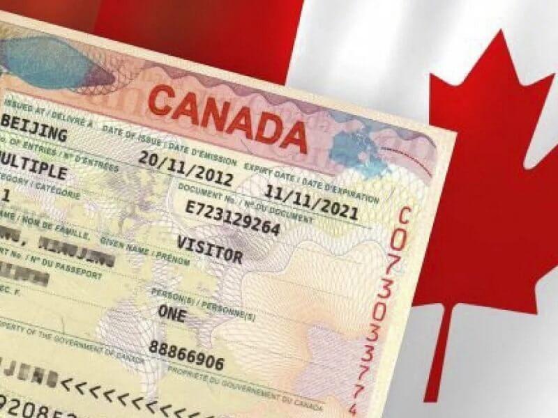 مراحل صدور ویزای توریستی کانادا