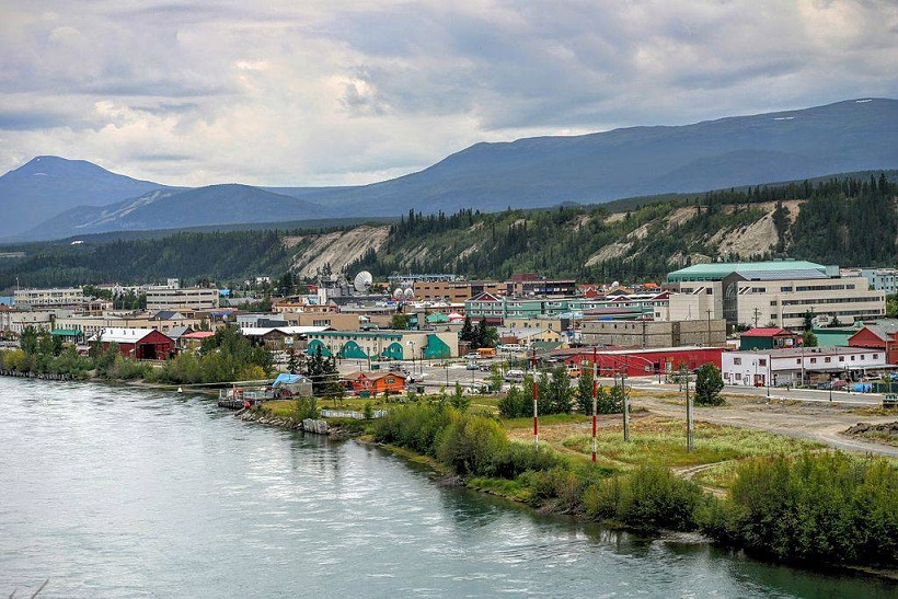 قلمرو یوکان کانادا