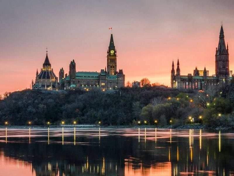 پایتخت کانادا