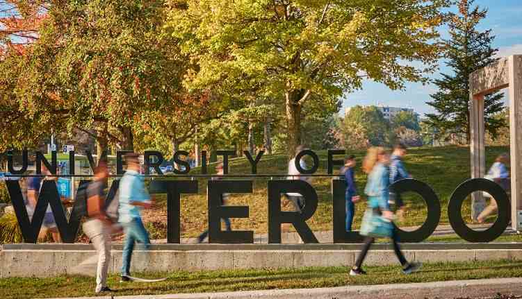 دانشکده های دانشگاه واترلو کانادا