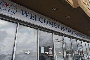 دریافت خدمات پس از ورود به کانادا