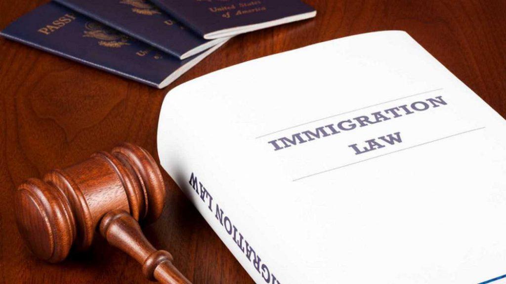 قوانین جدید مهاجرت به امریکا