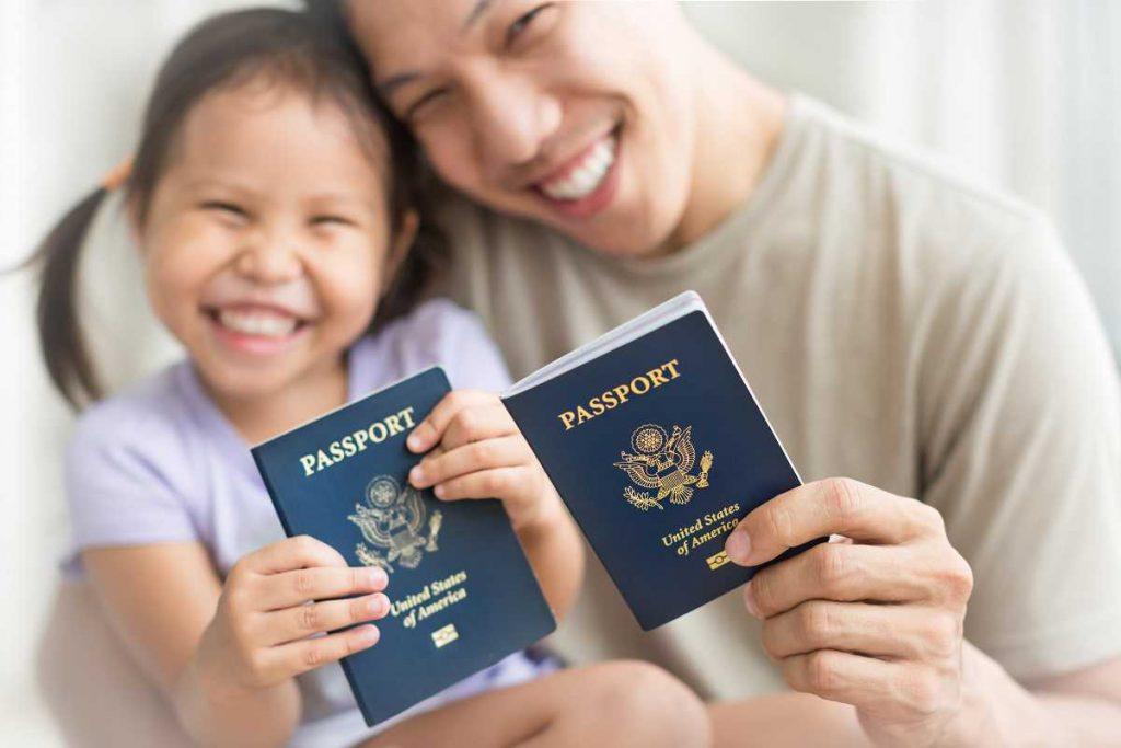 شهروند یا تابعیت امریکا