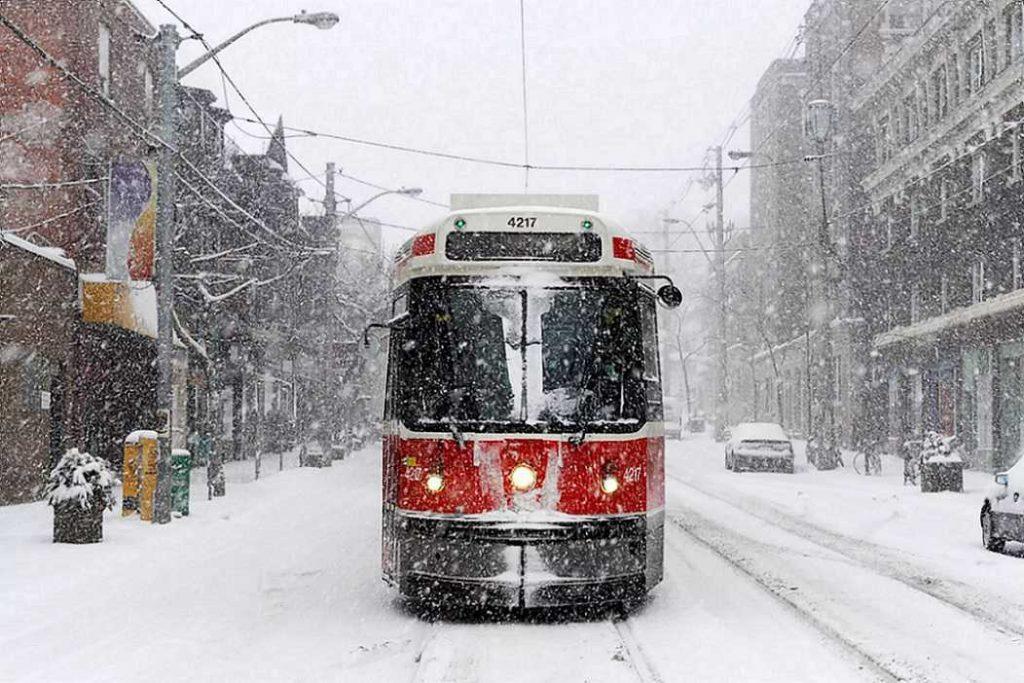 آب و هوای همیلتون کانادا