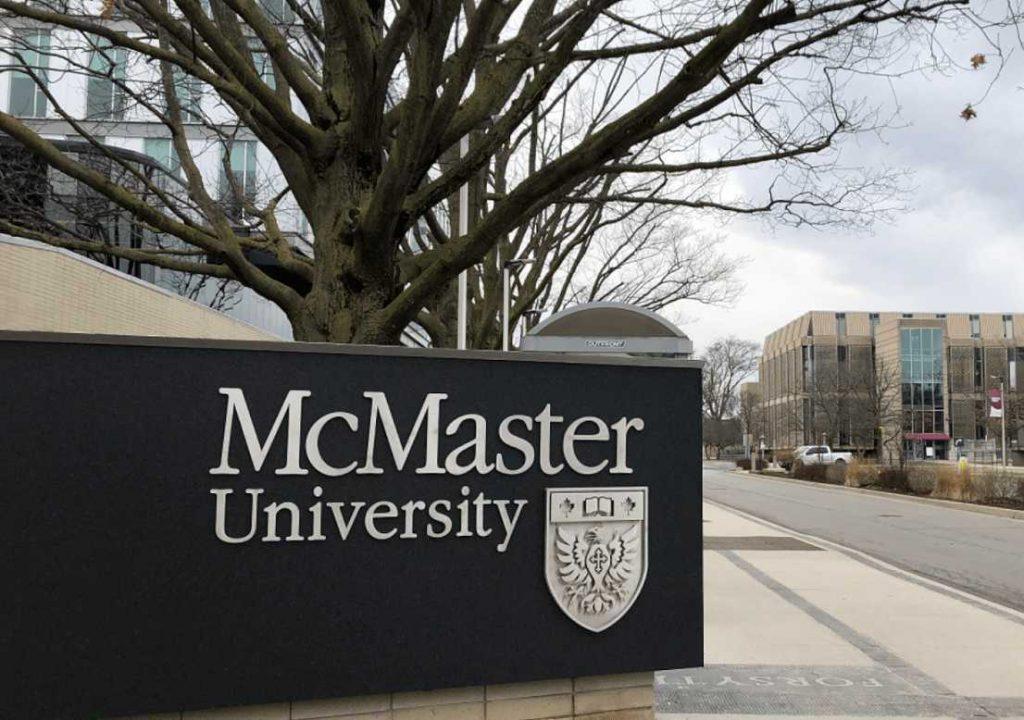 دانشگاه مک مستر همیلتون کانادا