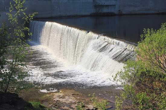 آبشارتنگه الورا کانادا