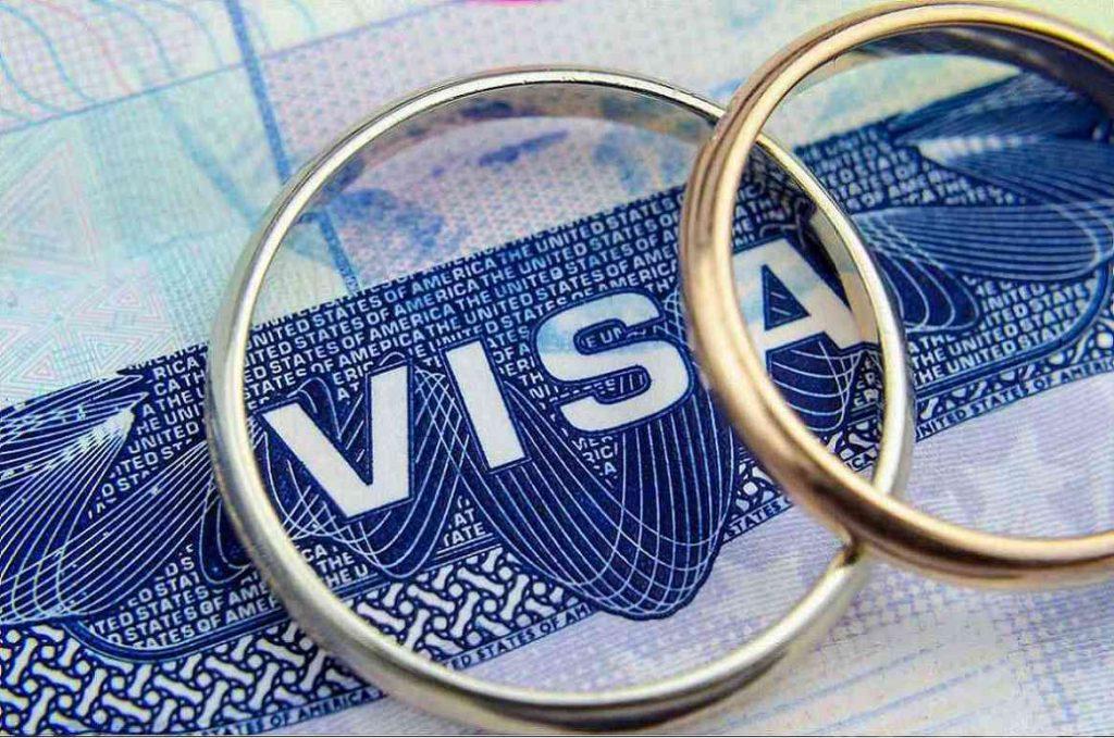 شرایط لازم برای ویزای ازدواج امریکا